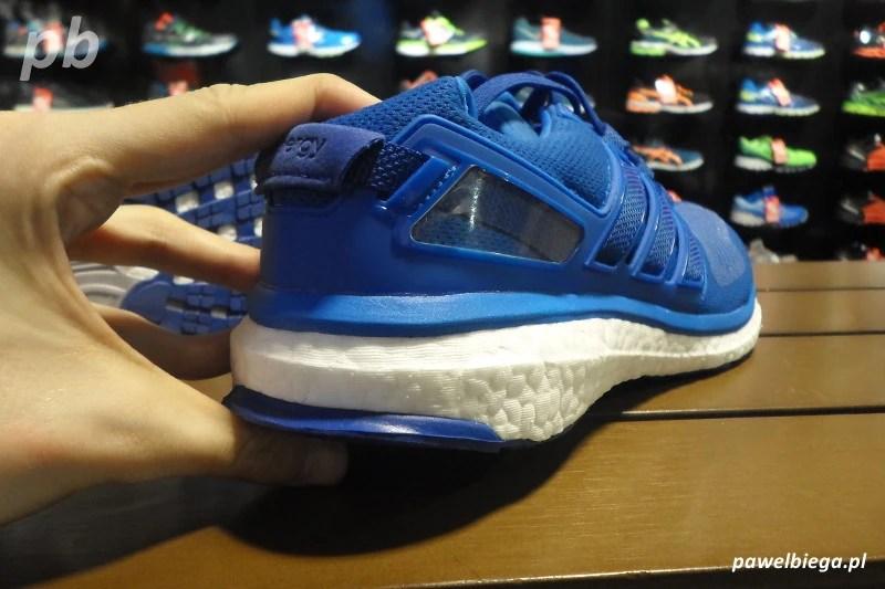 Adidas Energy Boost 3 - zapiętek elastyczność