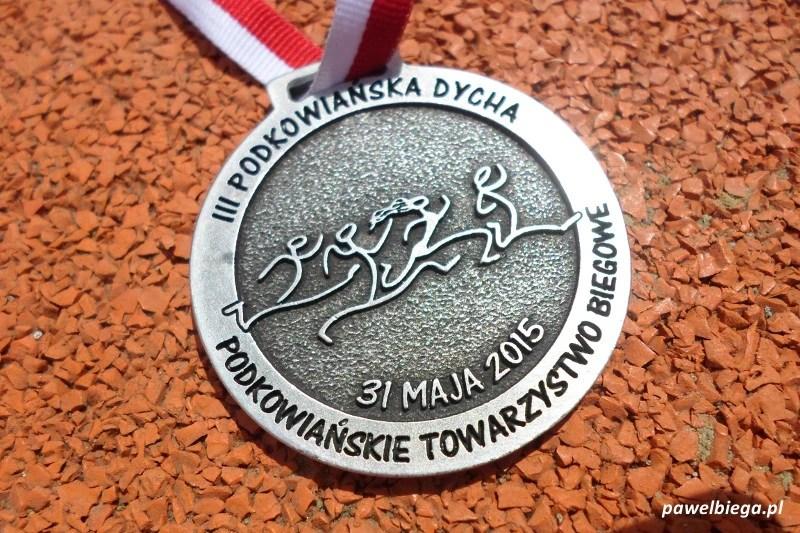 Podkowiańska Dycha - medal