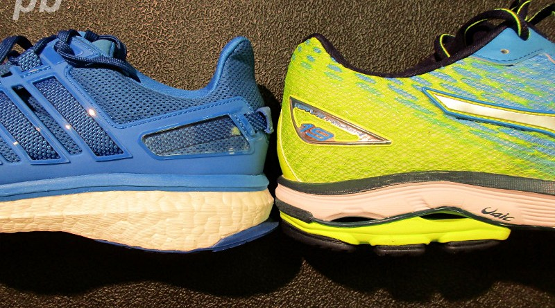Adidas Energy Boost vs Mizuno Wave Rider