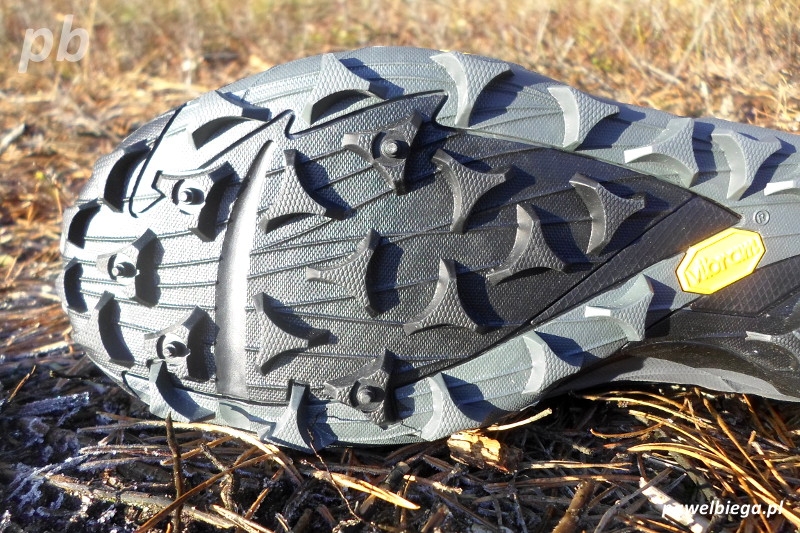 Merrell Allout Terra Trail - vibram przód