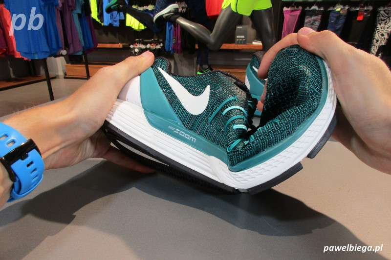nike-Nike Zoom Odyssey 2 - elastyczność