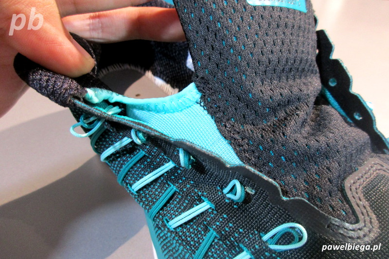Nike Zoom Odyssey 2 - język