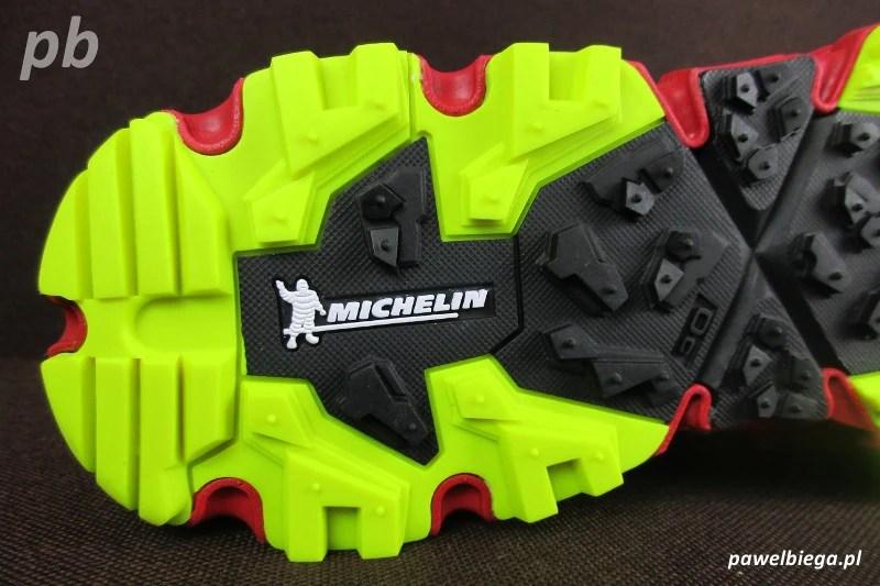 Mizuno Wave Daichi - Michelin