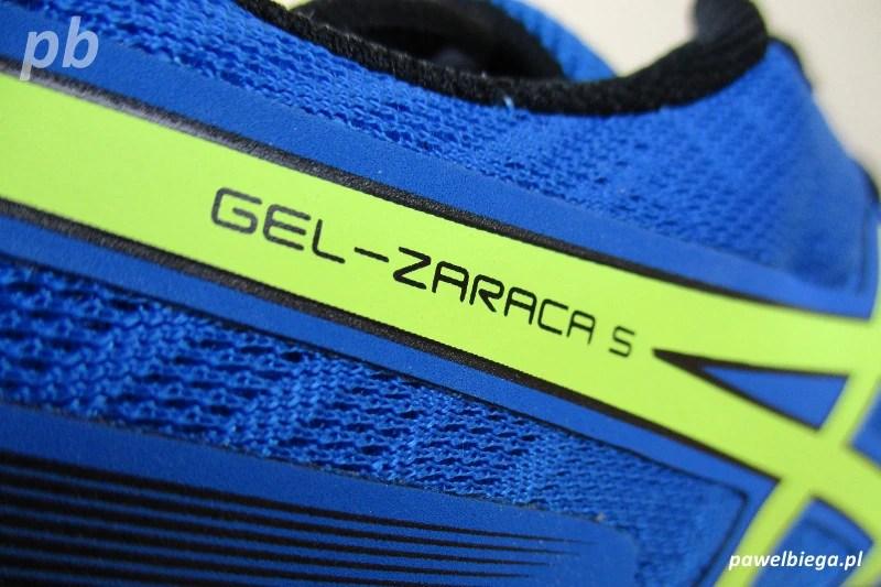 Asics Gel-Zaraca 5 - detal