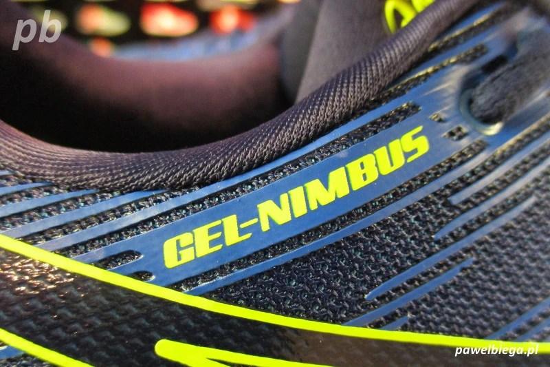 Asics Gel-Nimbus 19 - detal