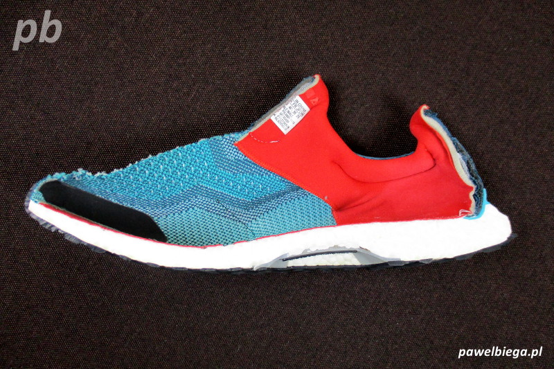 Adidas Ultra Boost - przekrój