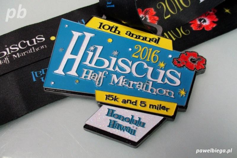 Hibiscus Halfamarathon Honolulu