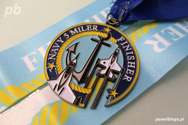 Navy 5 Miler