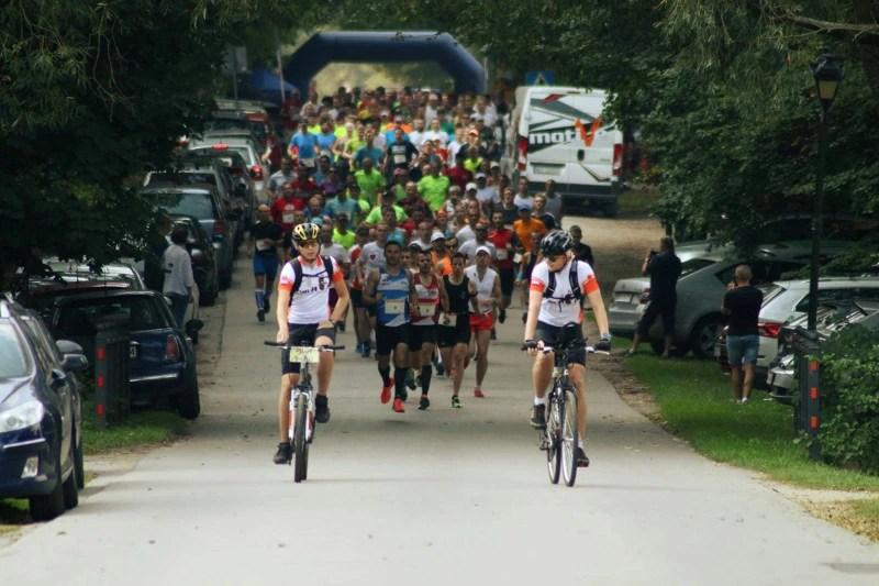 IV Bieg Chełmońskiego - start