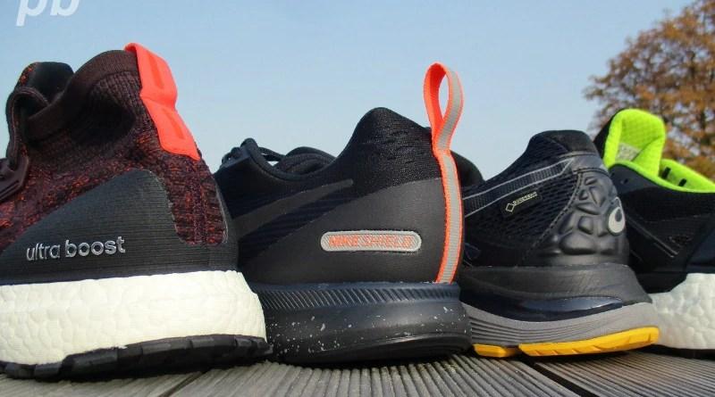 Wodoodporne buty do biegania