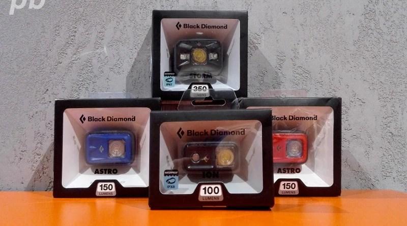 Lampki czołowe Black Diamond