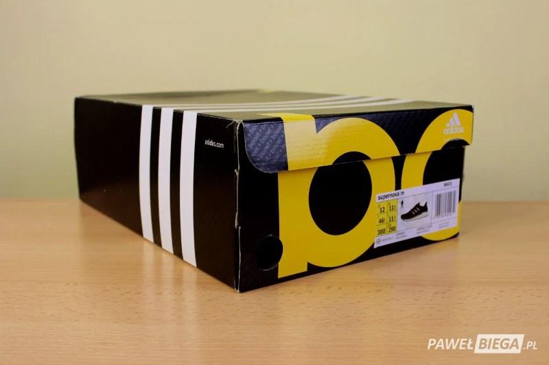 Pudełko - Adidas