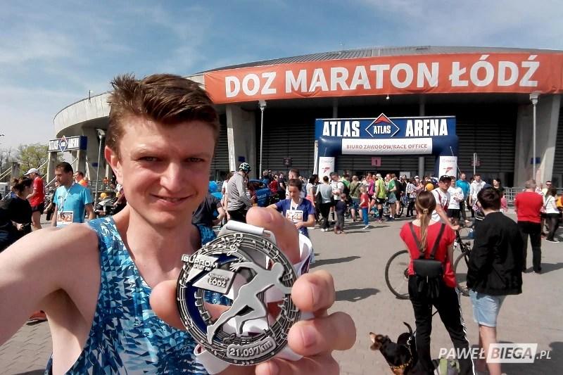 Półmaraton DOZ Dbam o Zdrowie - z medalem