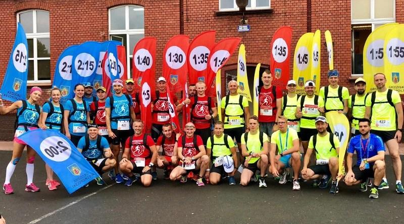 Półmaraton Słowaka 2018 - pacemakerzy