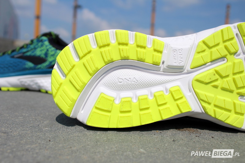 Brooks Ghost 11 - DNA