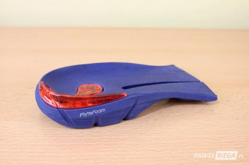 Asics Gel-Kayano 25 - Gel rearfoot