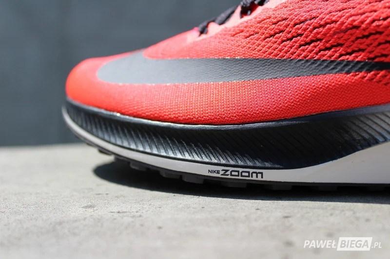 Nike Zoom Elite 10 - amortyzacja