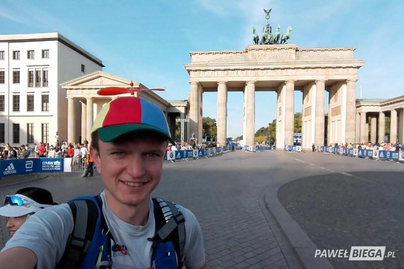 Berlin Marathon 2018 - Brama Branderburska