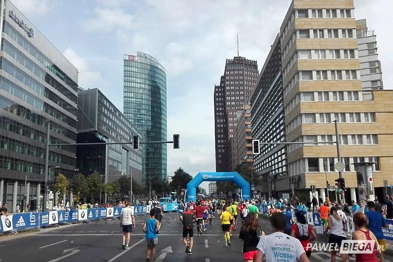 Berlin Marathon 2018 - ostatnie kilometry