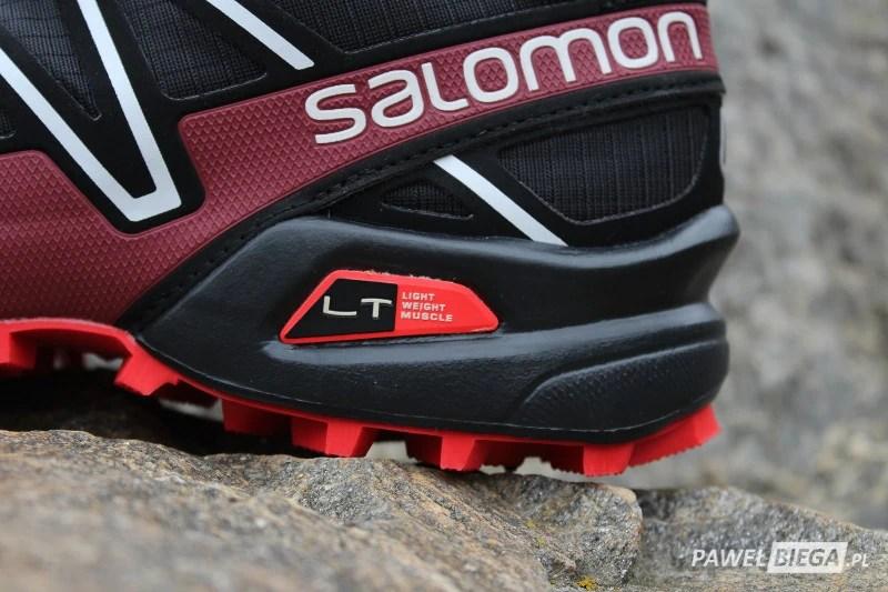 Salomon Spikecross CS 3 - amortyzacja
