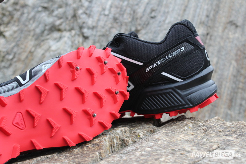 Salomon Spikecross CS 3 - detale
