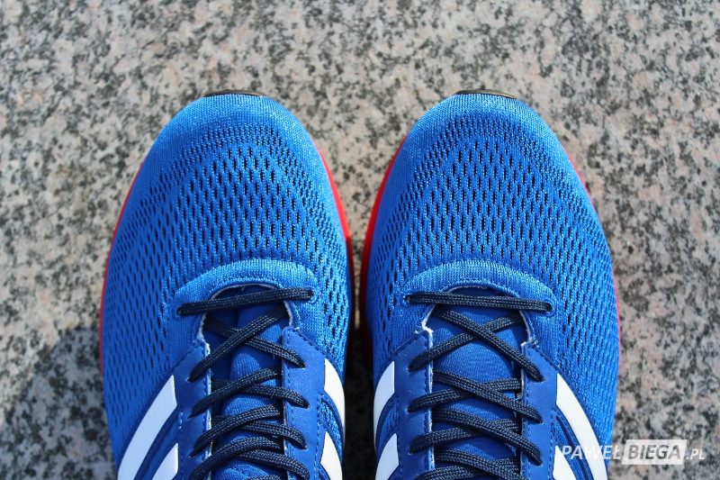 Adidas Adizero Boston 6 - toebox