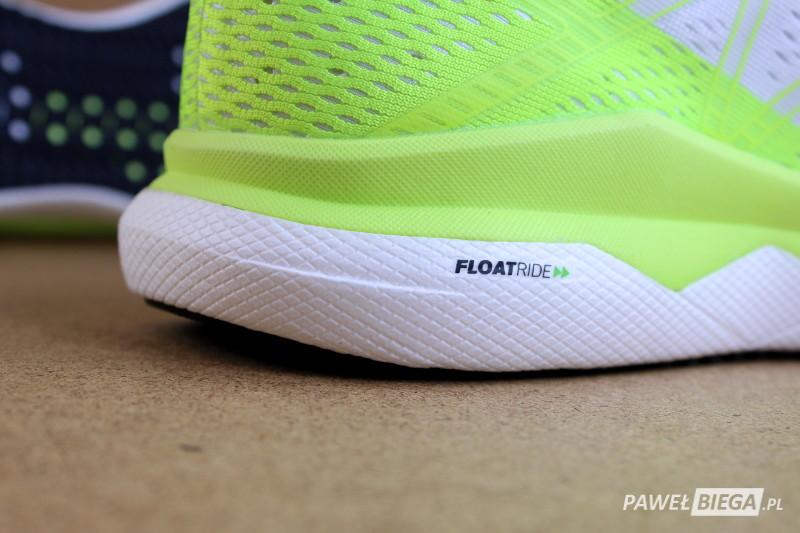 Reebok FloatRide Fast - amortyzacja