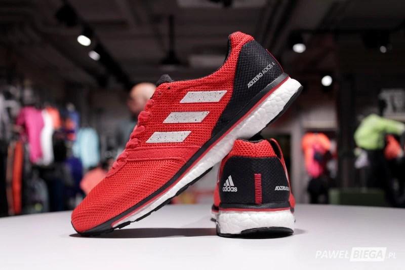 Adidas Adizero Adios 4 - bokiem