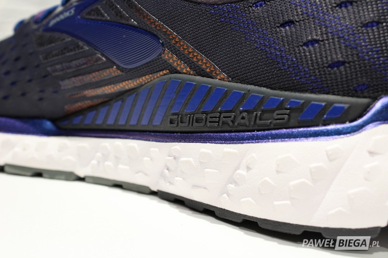 Brooks Transcend 6 - GuideRails