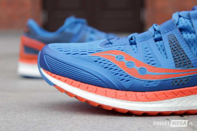 Saucony Liberty ISO - drop