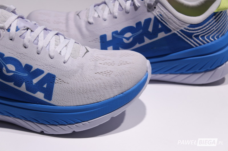 Hoka One One Carbon X - cholewka