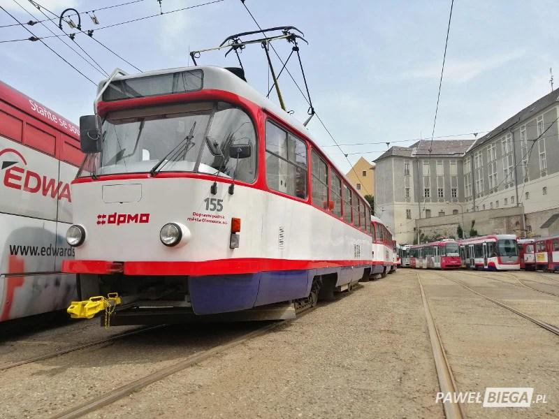Ołomuniec - tramwaje