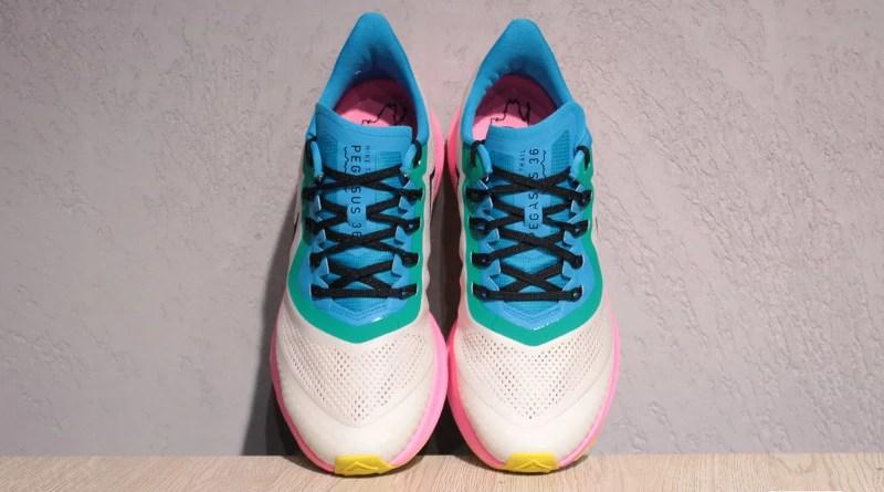 Nike Zoom Pegasus 36 Trail - góra