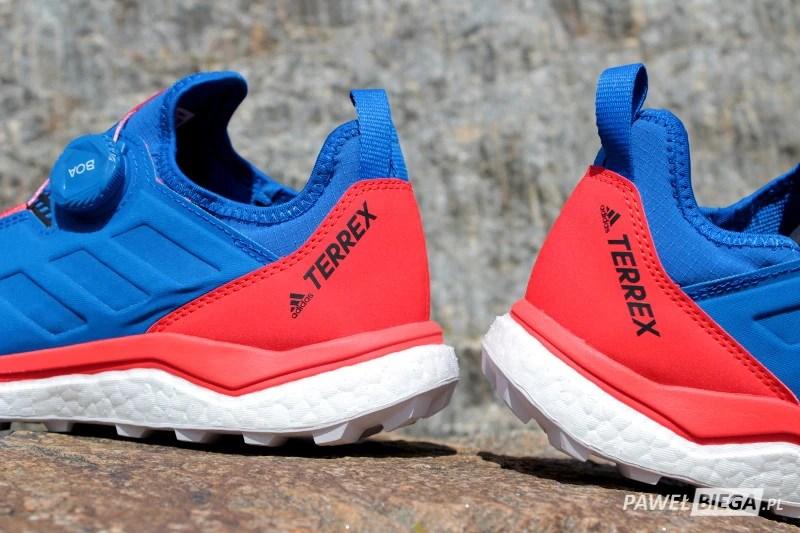 Adidas Terrex Agravic - tył