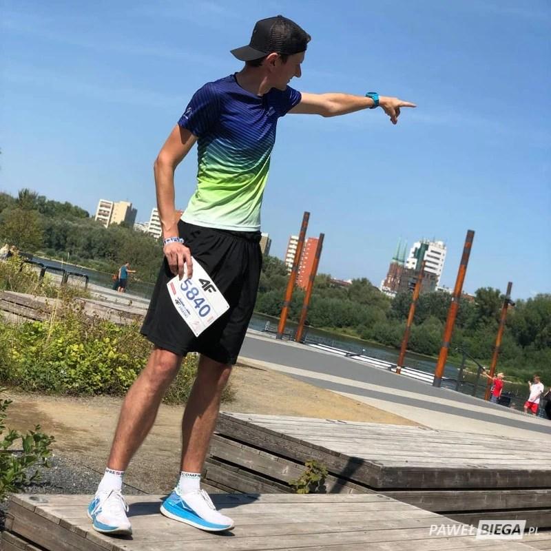 Półmaraton Praski 2019 - przed startem
