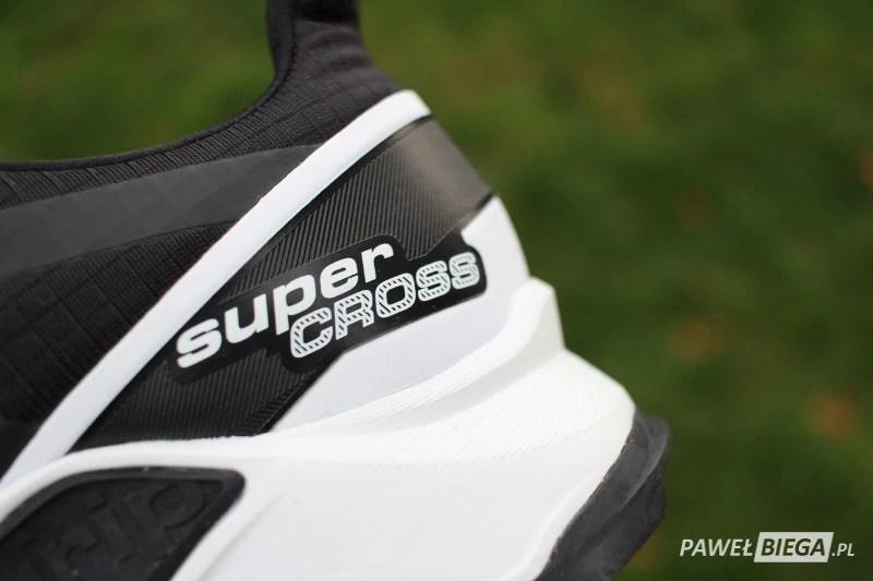 Salomon Supercross - detal