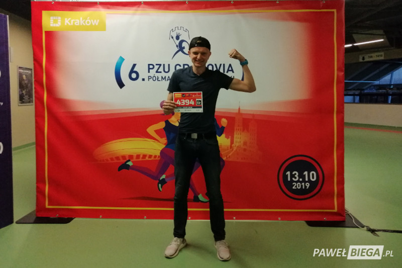 6 Cracovia Półmaraton - przed startem