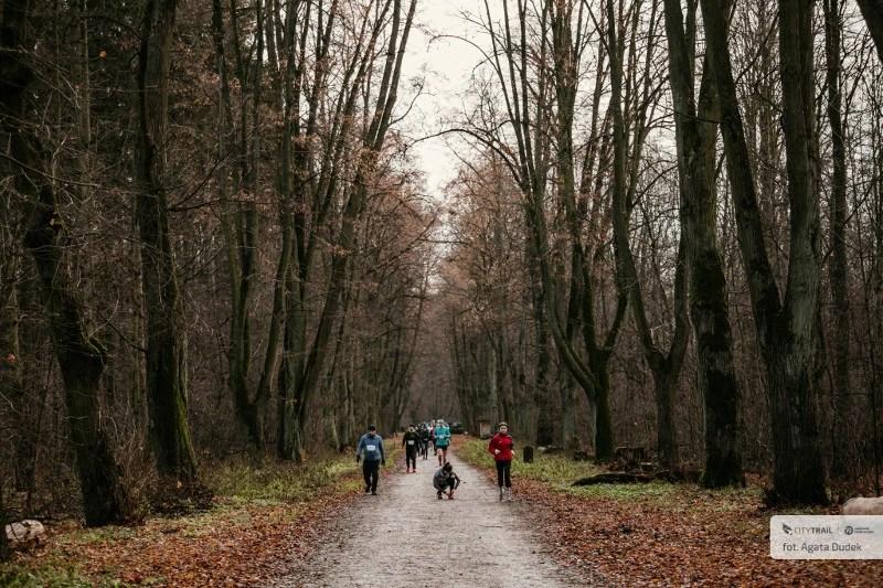 City Trail - Młociny