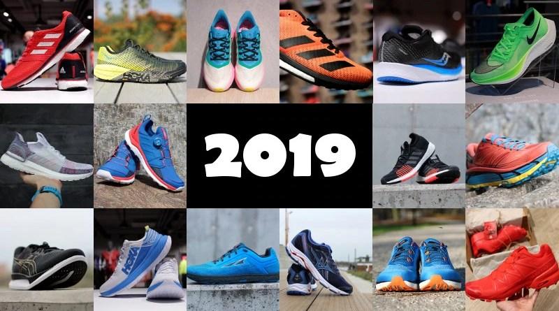 Najlepsze buty biegowe roku 2019