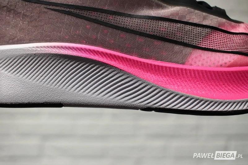 Nike Zoom Fly 3 - amortyzacja