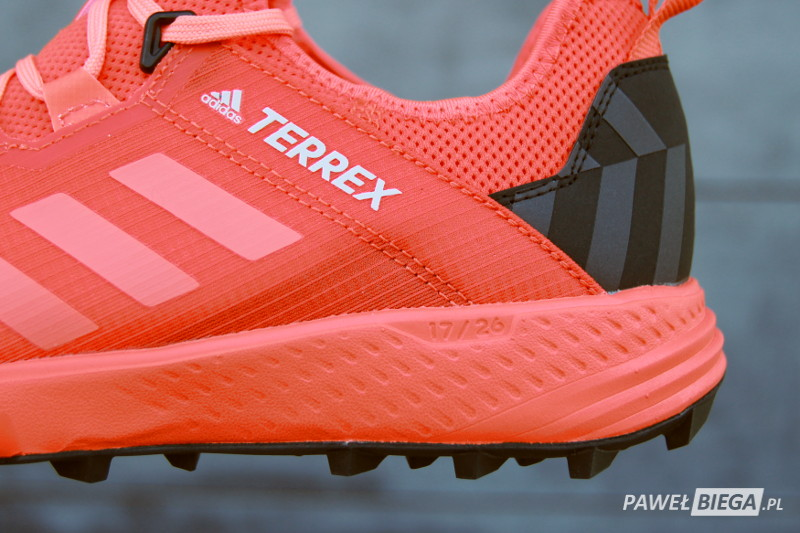 adidas Terrex Speed LD - drop
