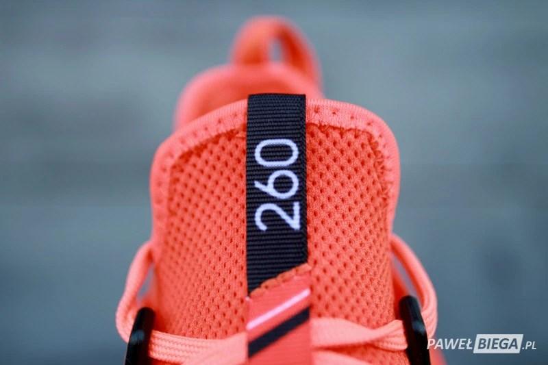 adidas Terrex Speed LD - waga