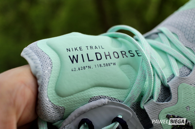 Nike Wildhorse 6 - detal