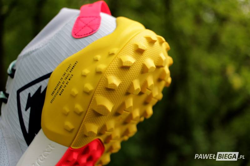 Nike Wildhorse 6 - platforma pod piętą