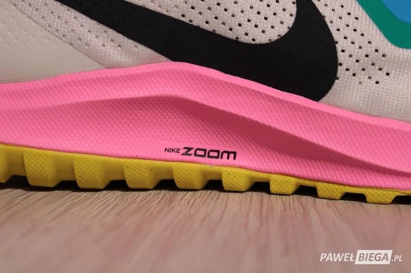 Nike Zoom Pegasus Trail - amortyzacja