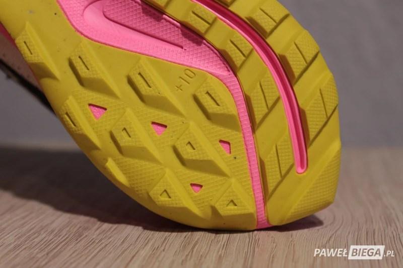 Nike Zoom Pegasus Trail - pięta
