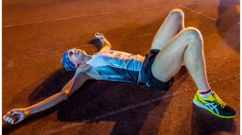 Warsaw Track Cup - meta 5000m