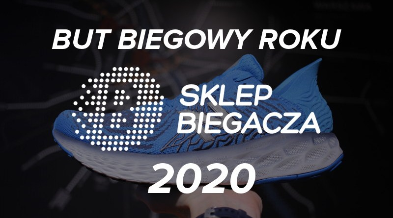 But biegowy roku - Sklep Biegacza 2020