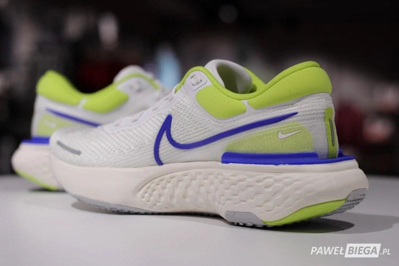 Nike Invincible - bokiem