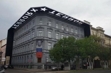 dom terroru przy alei andrassy'ego w budapeszcie na węgrzech